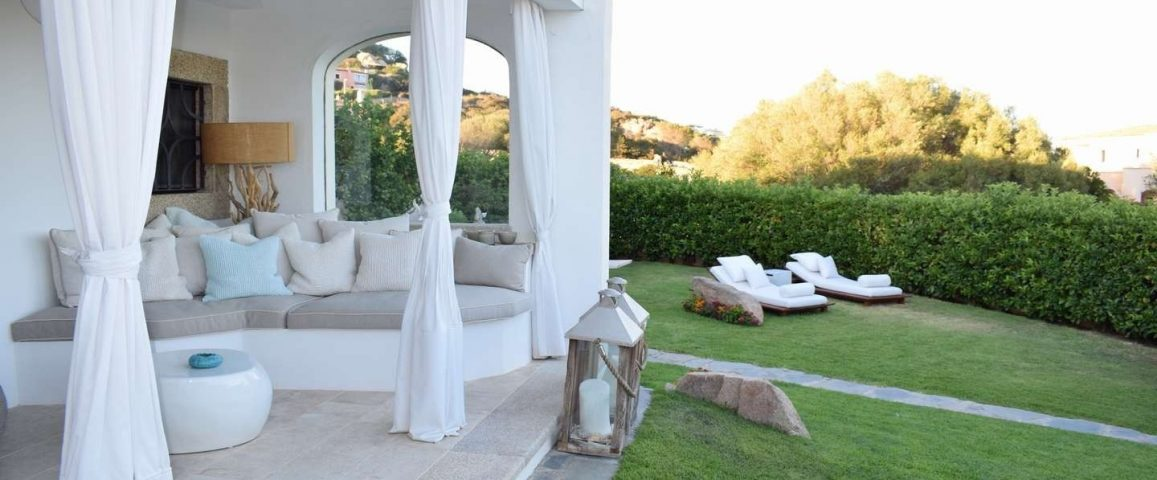 Sea View House for Sale in Abbiadori Porto Cervo