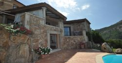 ELEGANT SEMI-DETACHED VILLA FOR SALE WITH SEA VIEW IN PORTO CERVO