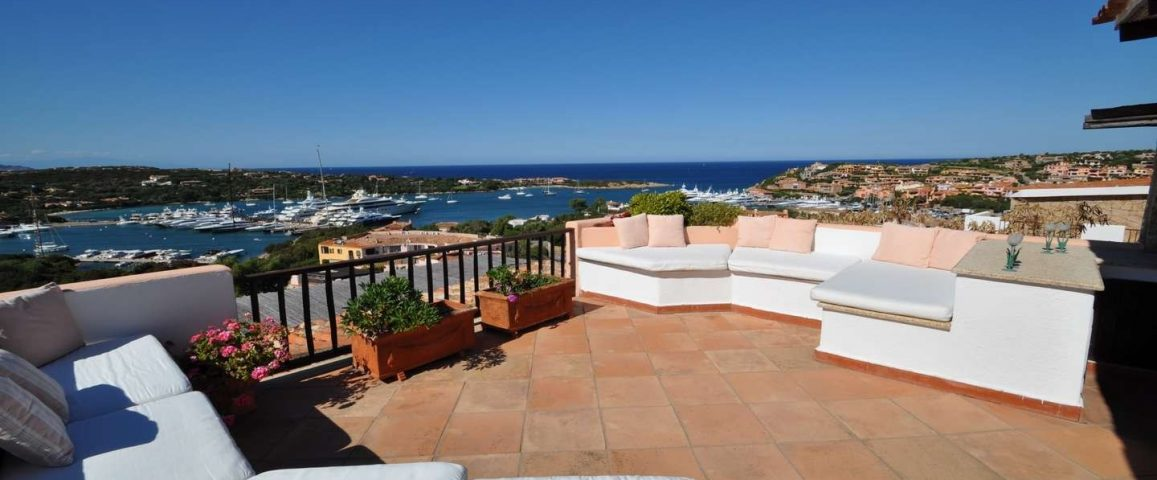 Apartments for sale in Porto Cervo Marina