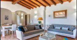Panoramica casa indipendente con giardino in vendita Olbia