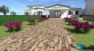 Rifinite Case indipendenti vendita Budoni con giardino rif.Villa Piras