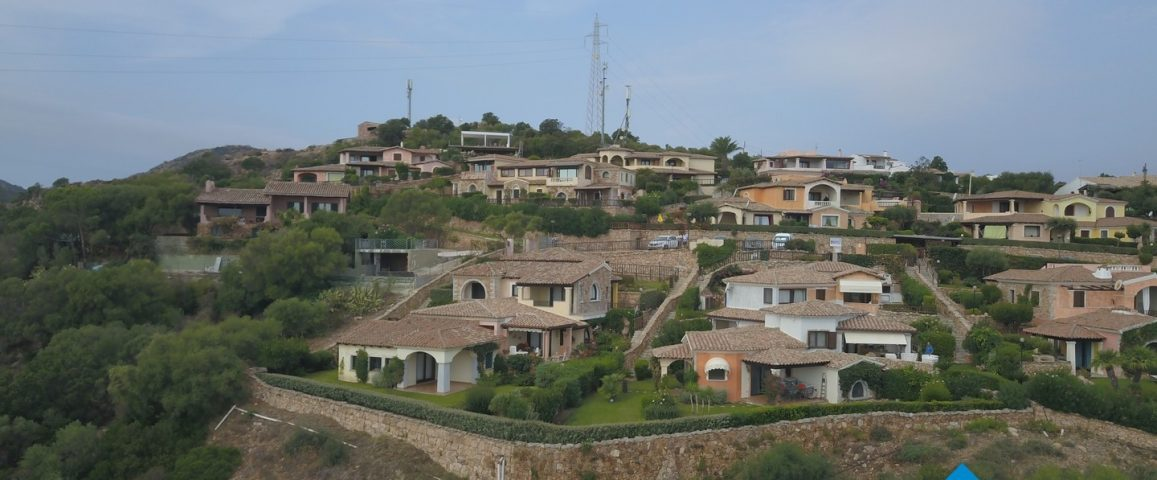 Elegant homes for sale Olbia with sea view ref.Borghetto