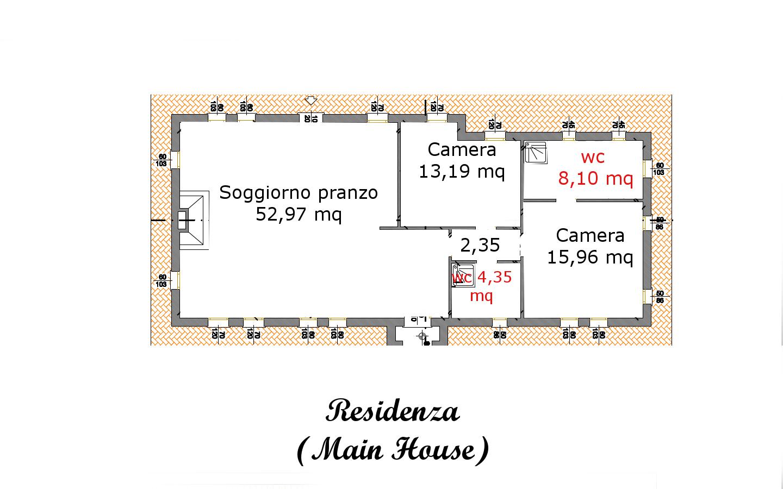 Villa vista mare in vendita Olbia ref Binz